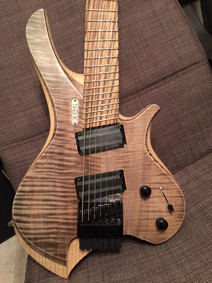 Xen Evolution 7 Modern Mojo Guitars