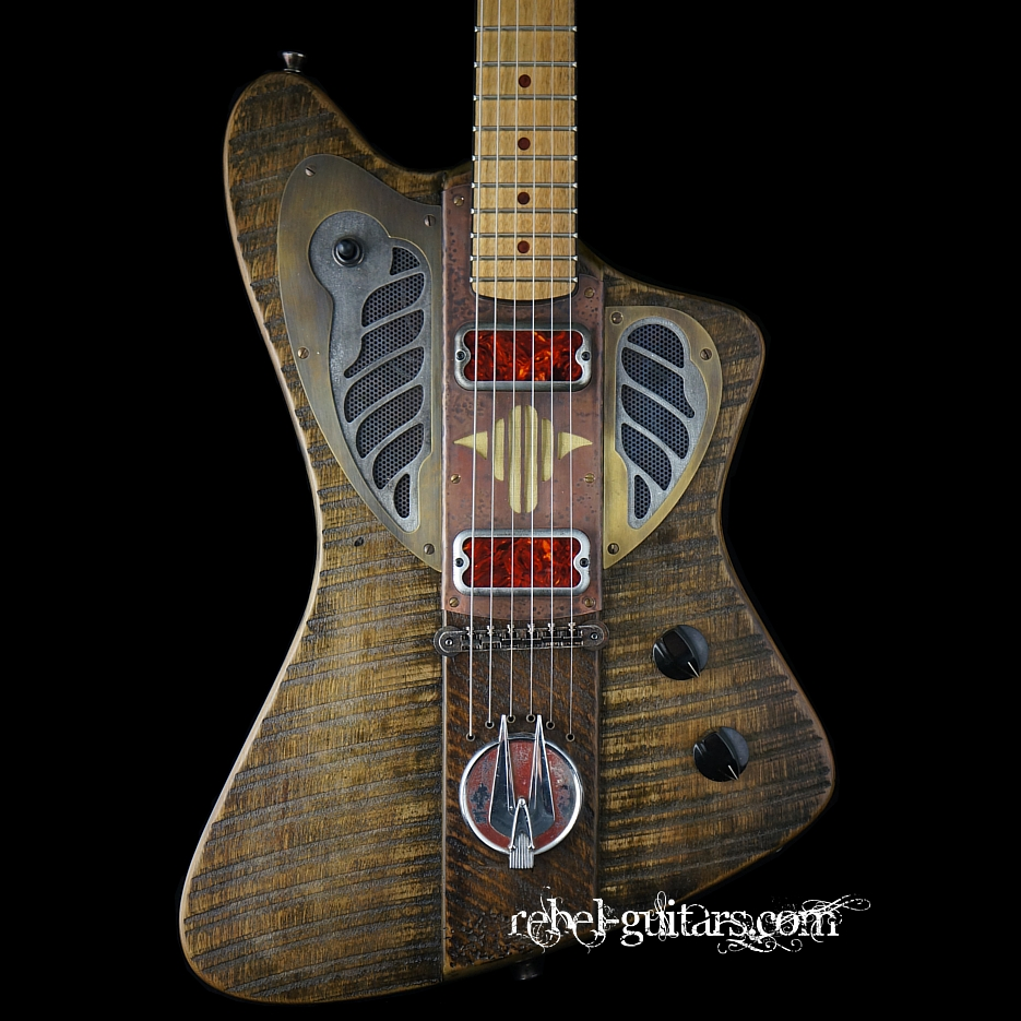 Dismal Ax Hawk Modern Mojo Guitars